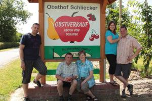 Obsthof Schliecker | Obstverkauf frisch vom Erzeuger