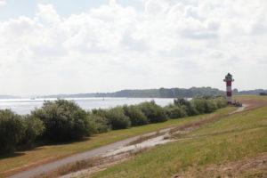 Familienurlaubsziel nahe der Elbe mit maritimen Flair